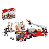 """Детский конструктор """"Пожарная операция"""" на 414 деталей 4175"""