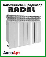 Алюминиевый радиатор RADAL 500х80