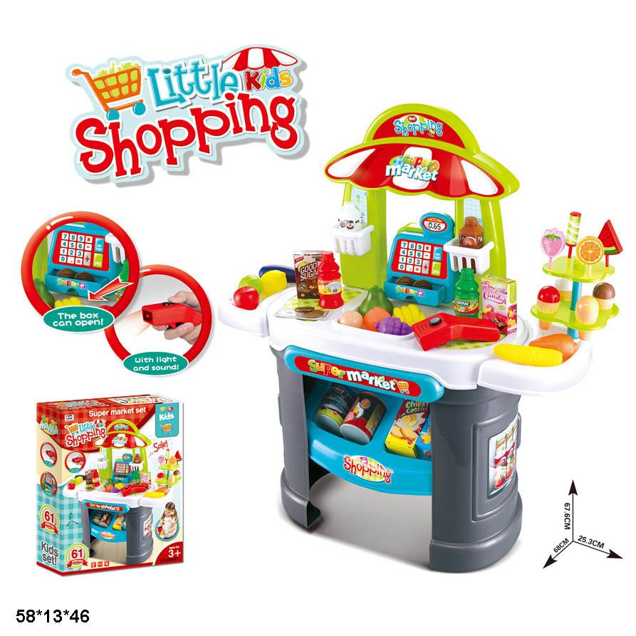 Дитячий ігровий магазин зі звуковими і світловими ефектами 008-911