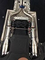 Полная прямоточная выхлопная система KLEEMANN из нерж.стали