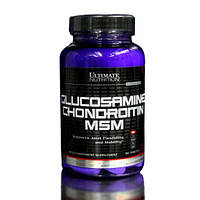 Glucosamine Chondroitin MSM Ultimate Nutrition, 90 таблеток