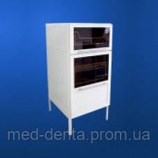 Шкаф медицинский бактерицидный ШМБ 15 Шкафы медицинские с бактер...