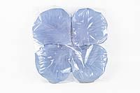 Лепестки роз голубые №14