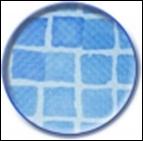 Лайнер с акриловым покрытием CEFIL (мозаика светлая)