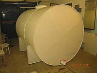 Металлическая емкость для дизтоплива