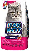 Корм сухой Пан кот, 10 кг