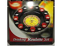 Рулетка со стопками в картонной упаковке i3-90, игра рулетка со стопками, пьяная рулетка