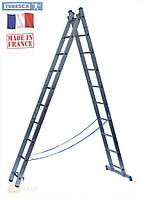 Лестница алюминиевая 2х9, Tubesca Франция