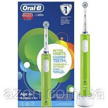 Електрична зубна щітка Oral-B by Braun Sensi Ultrathin Junior (D16.513.1)