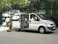 Запчасти на Renault Trafic, Opel Vivaro, Nissan Primastar с доставкой в г. Тернополь