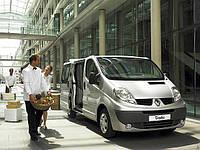 Запчасти на Renault Trafic, Opel Vivaro, Nissan Primastar с доставкой в г. Николаев