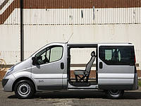 Запчасти на Renault Trafic, Opel Vivaro, Nissan Primastar с доставкой в г. Полтава