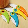 Нож керамический Parrot yellow, фото 4