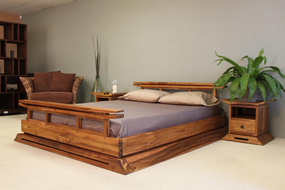 """Двуспальная кровать """"Матцуиси"""""""