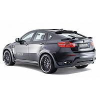 Спойлер на крышку багажника BMW X6 E71 HAMANN