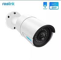 Reolink RLC-410 5MP POE уличная IP камера