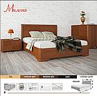 """Двуспальная кровать с подъемным механизмом """"Милена"""", фото 2"""