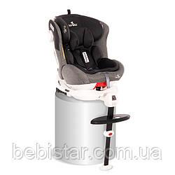 Автокресло Pegasus Isofix (0-36 кг) Светло-серый