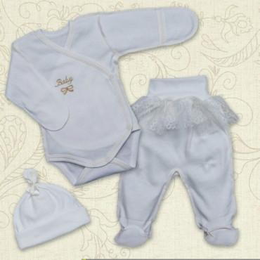 Нарядные наборы для новорожденных