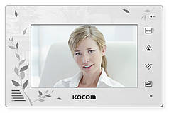 Видеодомофон KCV-A374SD White