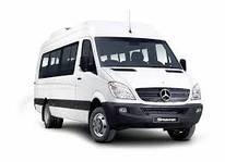 Козырек Mercedes-Benz Sprinter (2006-2013)