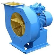 Вентилятор радиальный пылевой ВРП № 4