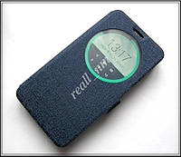 Синий Silk MC View Flip Cover чехол-книжка для смартфона Asus Zenfone 2 ZE551ML, ZE550ML, фото 1