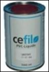Жидкий ПВХ (лайнер) CEFIL, прозрачный