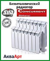 Радиатор биметаллический SIRA CONCURRENT H.350х85