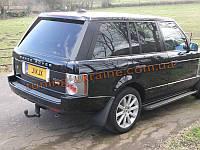 Брызговики оригинал на Range Rover Vogue 2001-12