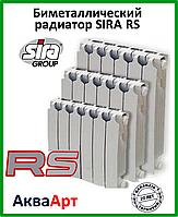 Радиатор биметаллический SIRA RS H.350х100