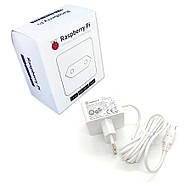 Блок питания Raspberry Pi 4 Model B, официальный, белого цвета, фото 3