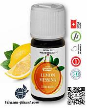 Эфирное масло Лимон натуральное Швейцария / Lemon Messina