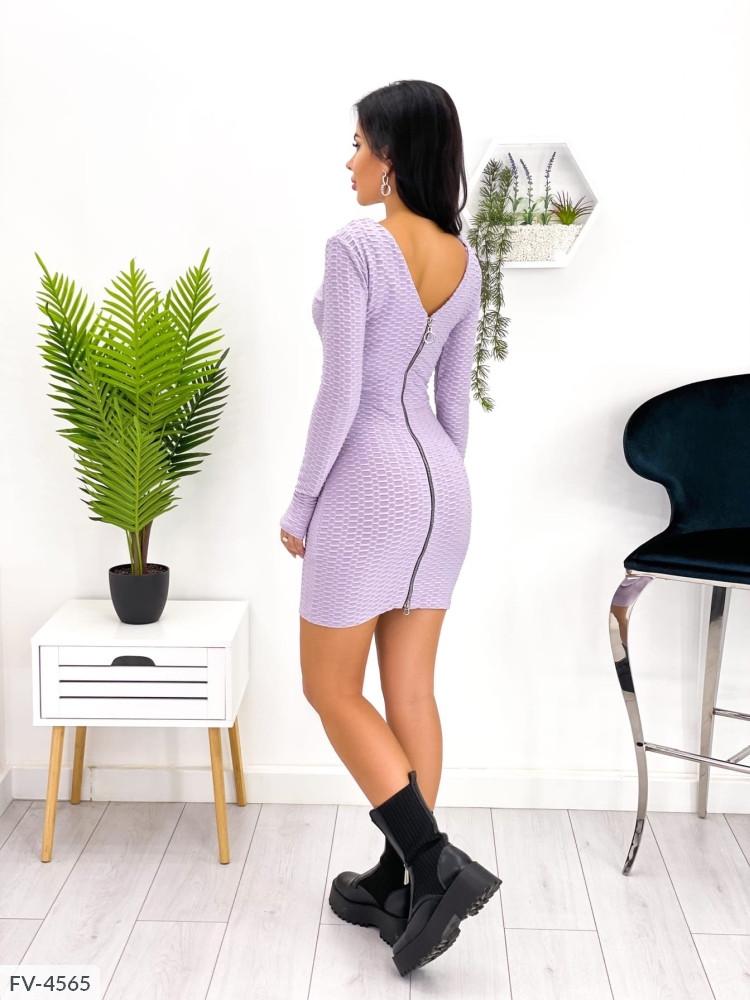 Женское Силуэтное Платье трикотажное 42-44, 46-48