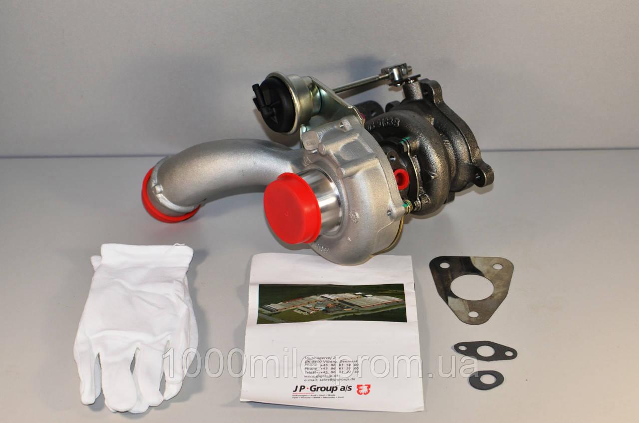 Турбина на Renault Trafic 2003->  2.5dCi  (135 л.с.) — JP Group (Дания) - 1217400100