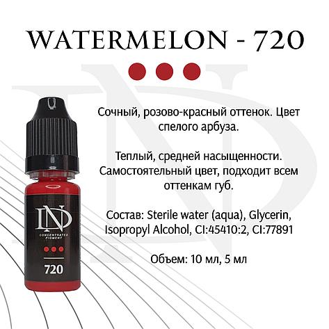 Пігмент для губ Watermelon - 720, фото 2