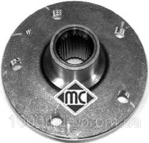 Ступица переднего колеса на Renault Trafic 2003->  (d=88mm) - Metalcaucho (Испания) - MC90095
