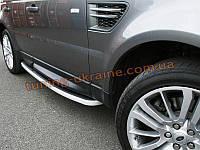 Пороги боковые оригинал на Range Rover Sport 2001-12