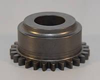 Шестерня водяного насоса (вспомагательного блока привода) на Renault Trafic 2003-> 2.5dCi - 8200413951