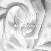 Ткань 3-х нитка  (на флисе) Белый (Китай)