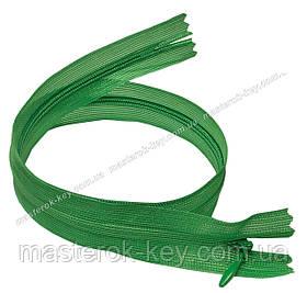 Блискавка потайна Тип 3 50см нераз'емна колір Світло-зелений 150