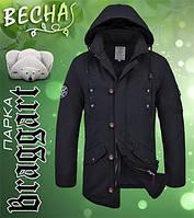 Куртки парки качественные ветровки Braggart оптом