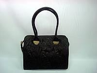 Женская черная сумка Shengkasilu