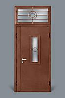 Входные металлические двери Strimex в парадную
