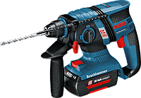 Перфоратор аккумуляторный Bosch SDS-plus GBH 36 V-LI Compact 0611903R02, фото 1