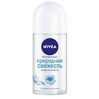 """Шариковый дезодорант Nivea """"Природная свежесть"""" для женщин 50 мл"""
