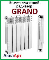 Биметаллический радиатор GRAND 500х80
