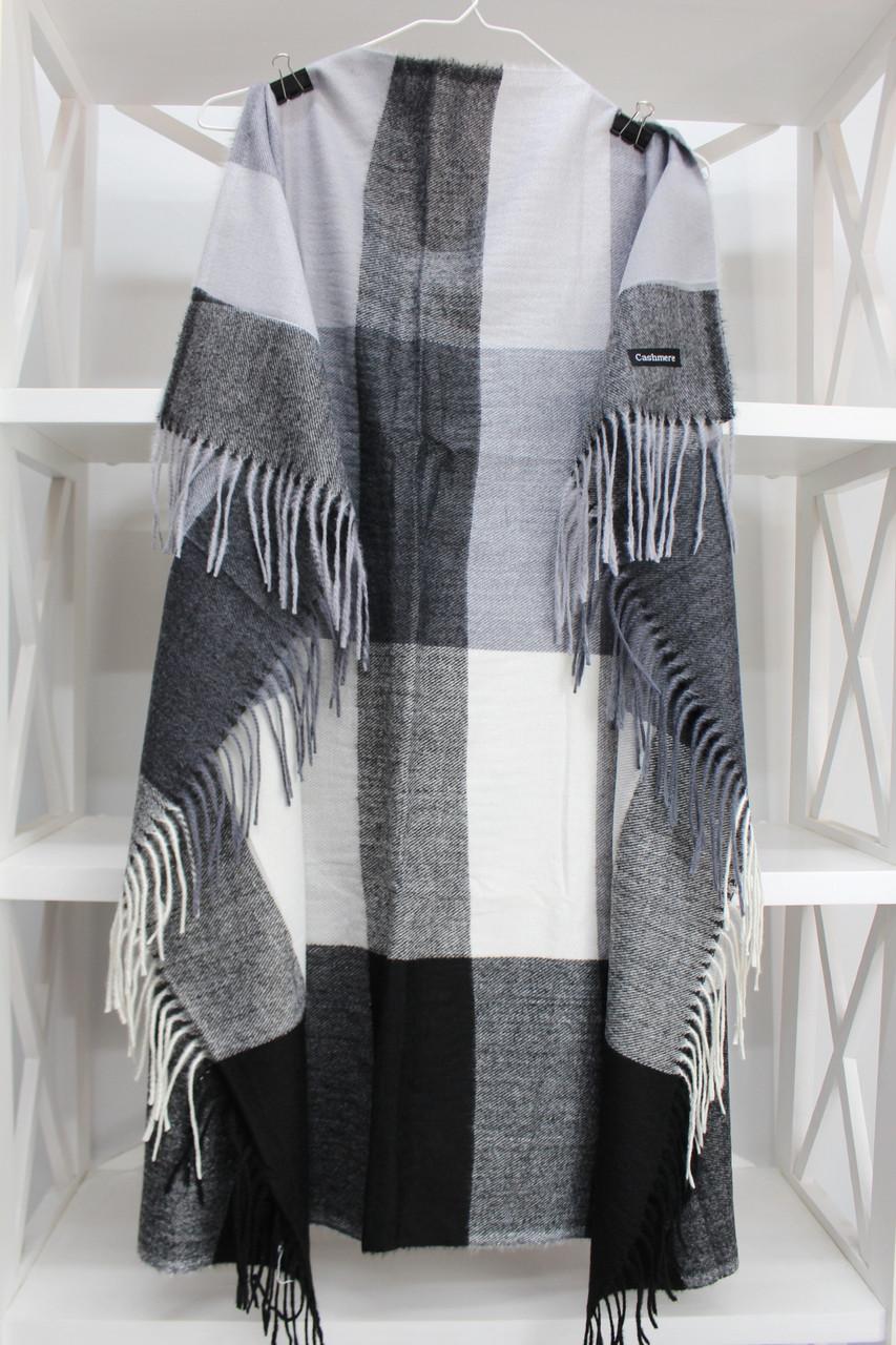 Кашемировый теплый платок Cashmere 213001