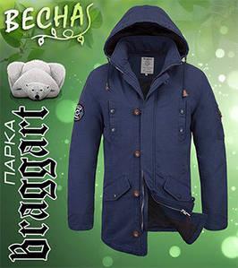 Куртки парки хорошие ветровки Braggart оптом