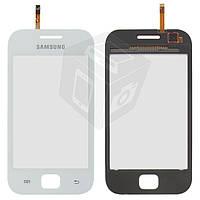 Touchscreen (сенсорный экран) для Samsung Galaxy Ace Duas S6802, белый, оригинал
